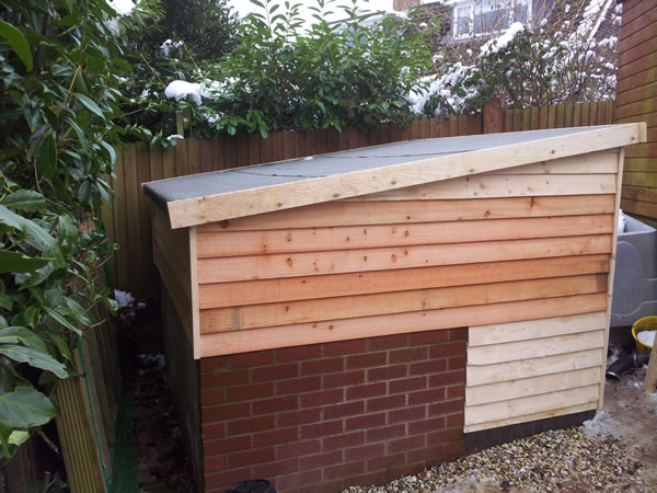 The Midlands Sheds And Fencing Centre Fencing
